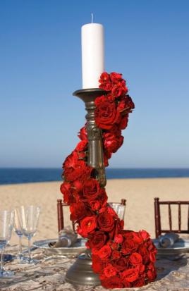 11. cascading candle